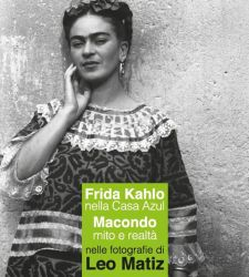 Frida Kahlo nella Casa Azul: fino al 18 febbraio la mostra a Bari