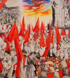 Arte e politica: alla GAM di Torino  una mostra dedicata a Renato Guttuso