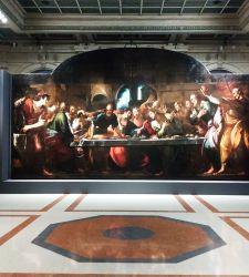 L'ultimo Caravaggio: a Milano una mostra  spettacolare e provocatoria che mette Caravaggio all'angolo