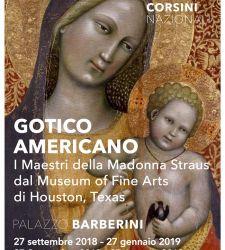 Gotico americano: a Palazzo Barberini due opere del Trecento in arrivo da Houston