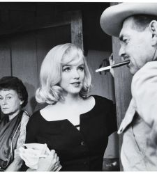 Marilyn Monroe, ritrovata importante e inedita scena di nudo assieme a Clark Gable