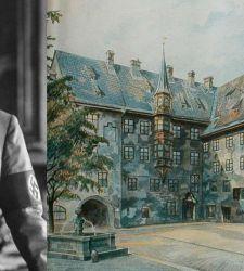"""Il rapporto tra Hitler e le arti, contro l'arte moderna e """"degenerata"""""""
