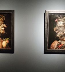 Il fascino bizzarro delle opere dell'Arcimboldo, in mostra a Roma