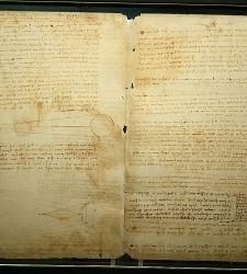 Il Codice Leicester e gli studi di Leonardo da Vinci in un grande lavoro di ricerca agli Uffizi