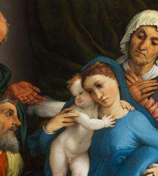 Lorenzo Lotto, una mostra a Macerata e sul territorio riunisce per la prima volta la sua produzione marchigiana