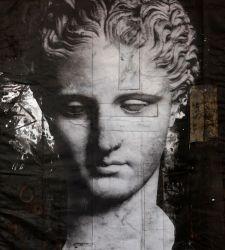 La Musa di Luca Pignatelli in mostra a Pietrasanta