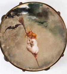 Streghe, fantasmi, demoni e culti esoterici: arte e magia in mostra a Rovigo