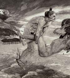 Inconscio, mito e passioni di Max Klinger in una mostra dedicata alle incisioni del grande maestro tedesco