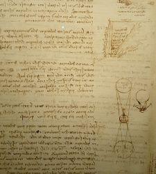 Il Codice Leicester di Leonardo da Vinci arriva a Firenze. Le foto in anteprima esclusiva della mostra agli Uffizi