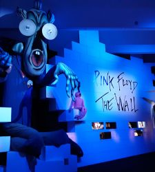 Pink Floyd Exhibition: Their Mortal Remains. La mostra interamente dedicata alla carriera e al mondo dei Pink Floyd