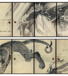 Il Giappone settecentesco di Nagasawa Rosetsu in mostra a Zurigo
