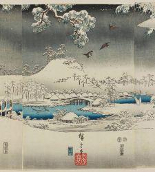 Oltre l'onda: una grande mostra a Bologna racconta l'arte di Hokusai e Hiroshige