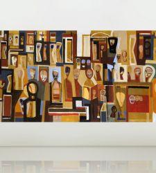 Oreste Casalini, vent'anni d'arte in mostra all'Istituto Portoghese di Sant'Antonio a Roma