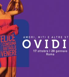 Le Scuderie del Quirinale celebrano Ovidio, il poeta dell'amore