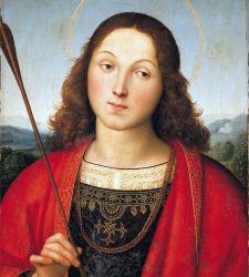 Raffaello e il suo mito, dal Quattrocento a oggi, in mostra a Bergamo