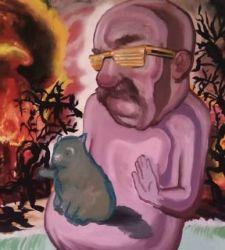 """""""L'arte dev'essere inquietante e lasciarci perplessi, altrimenti non ha senso"""". Intervista a Roberto Chiabrera"""