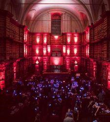 """Disco party alla Biblioteca Angelica di Roma: """"nessuno snaturamento, e abbiamo raccolto somme per i restauri"""""""