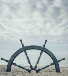 Spettacolari opere d'arte a contatto col mare: ecco la Triennale di Beaufort 2018. Le foto