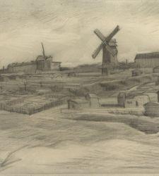Scoperti due disegni di Van Gogh. Saranno esposti in Olanda