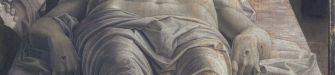 Il Cristo morto di Mantegna, capolavoro alla Pinacoteca di Brera