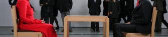Via alla mostra di Marina Abramovic a Firenze, ecco le foto esclusive in anteprima