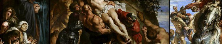 Rubens nelle Fiandre, i quattro grandi capolavori della Cattedrale di Anversa