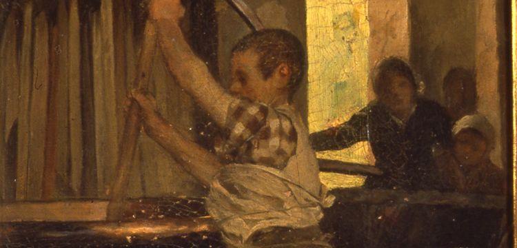 Il lavoro minorile in Italia tra Otto e Novecento, un percorso tra le opere d'arte