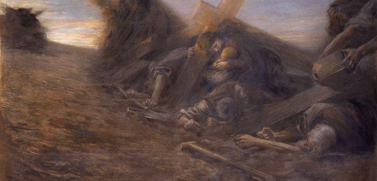 La commovente pittura degli umili. Giuseppe Mentessi in mostra nella sua Ferrara