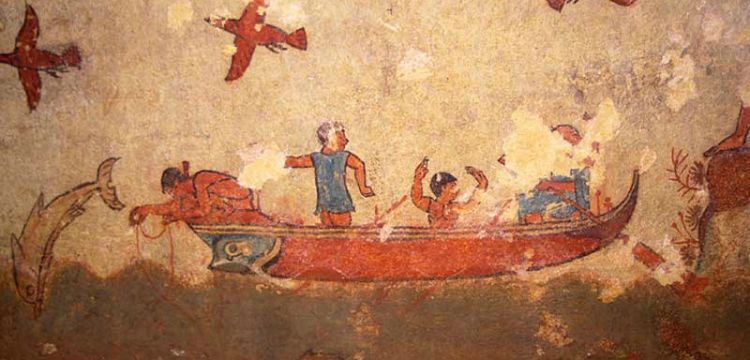 Gli etruschi, abili commercianti e navigatori. Gli scambi, i prodotti che compravano e vendevano, gli empori
