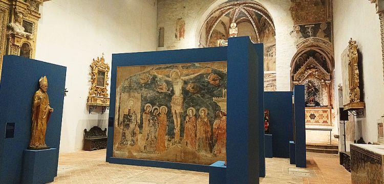 Il Trecento a Spoleto e dintorni, l'arte dei maestri anonimi
