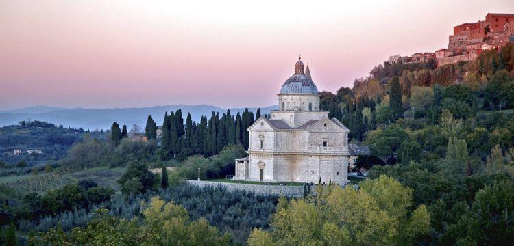 Il boom turistico di Montepulciano e i 500 anni del tempio di San Biagio. L'intervista a Riccardo Pizzinelli