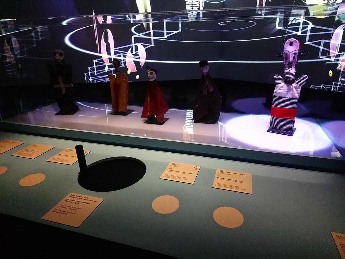 Le marionette di Paul Klee