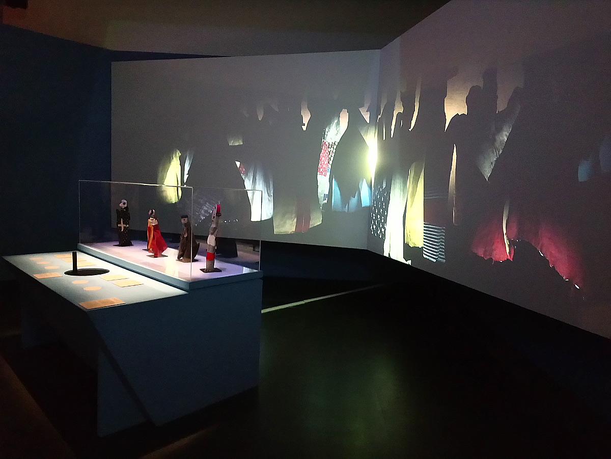L'ambiente del teatro di Klee