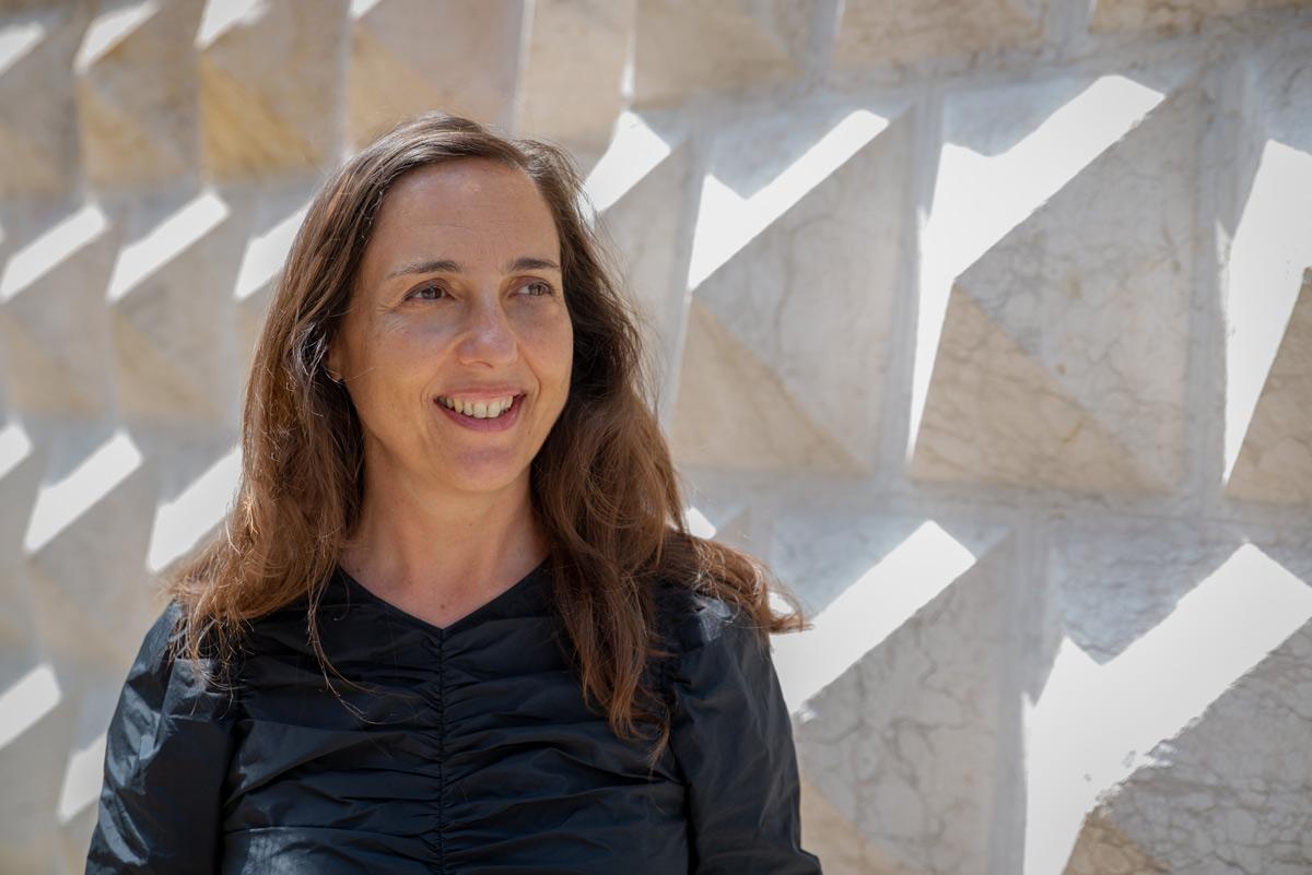 Maria Luisa Pacelli. Ph. Credit Fondazione Ferrara Arte