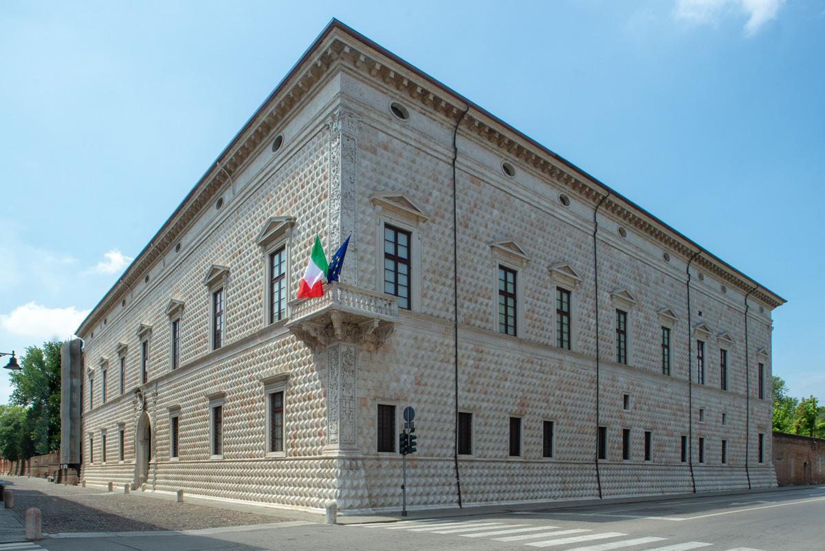 Ferrara, Palazzo dei Diamanti: Giovanni Sassu allontana l'ipotesi direzione