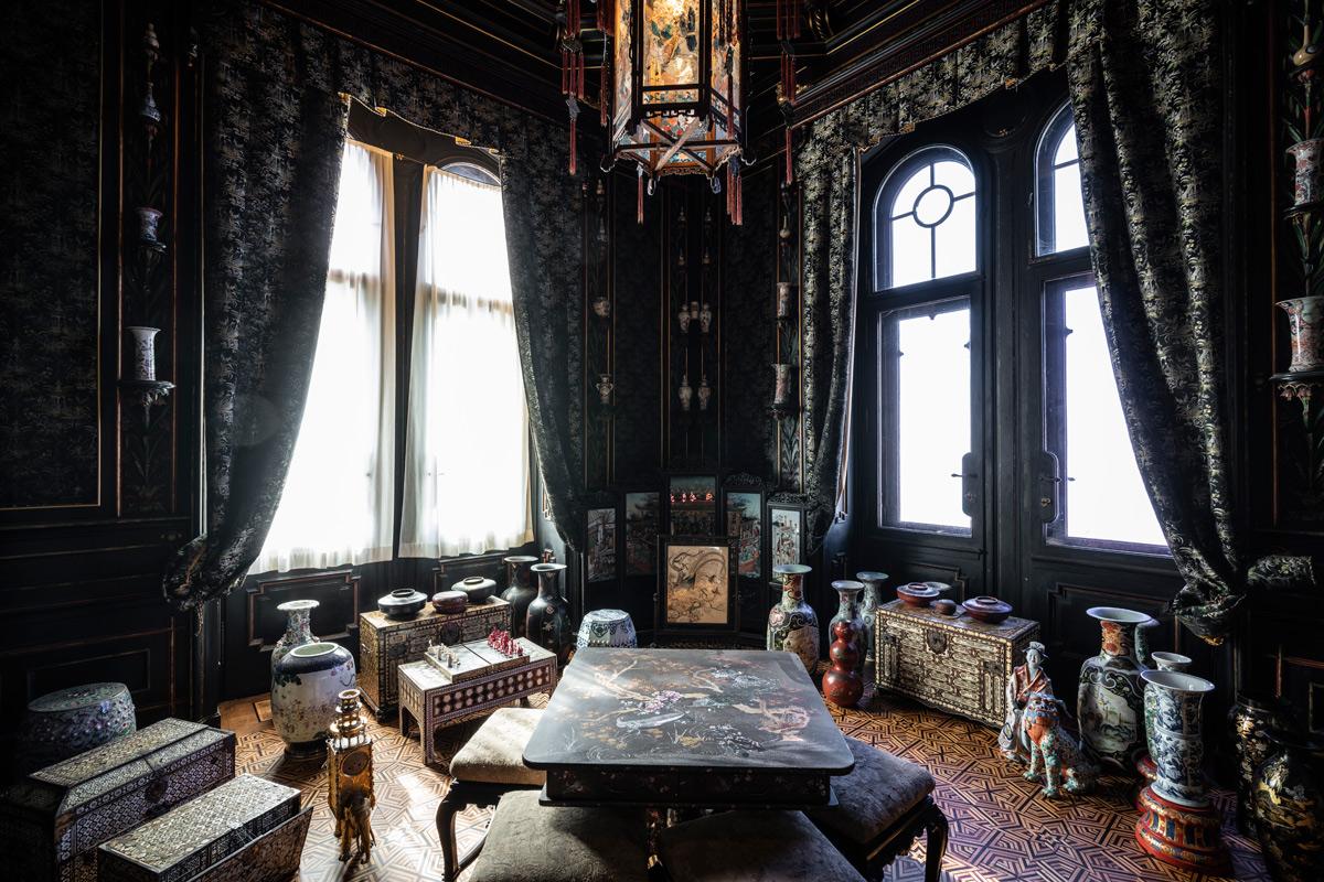 Il salotto cinese. Ph. Credit Fabrice Gallina – archivio PromoTurismoFVG