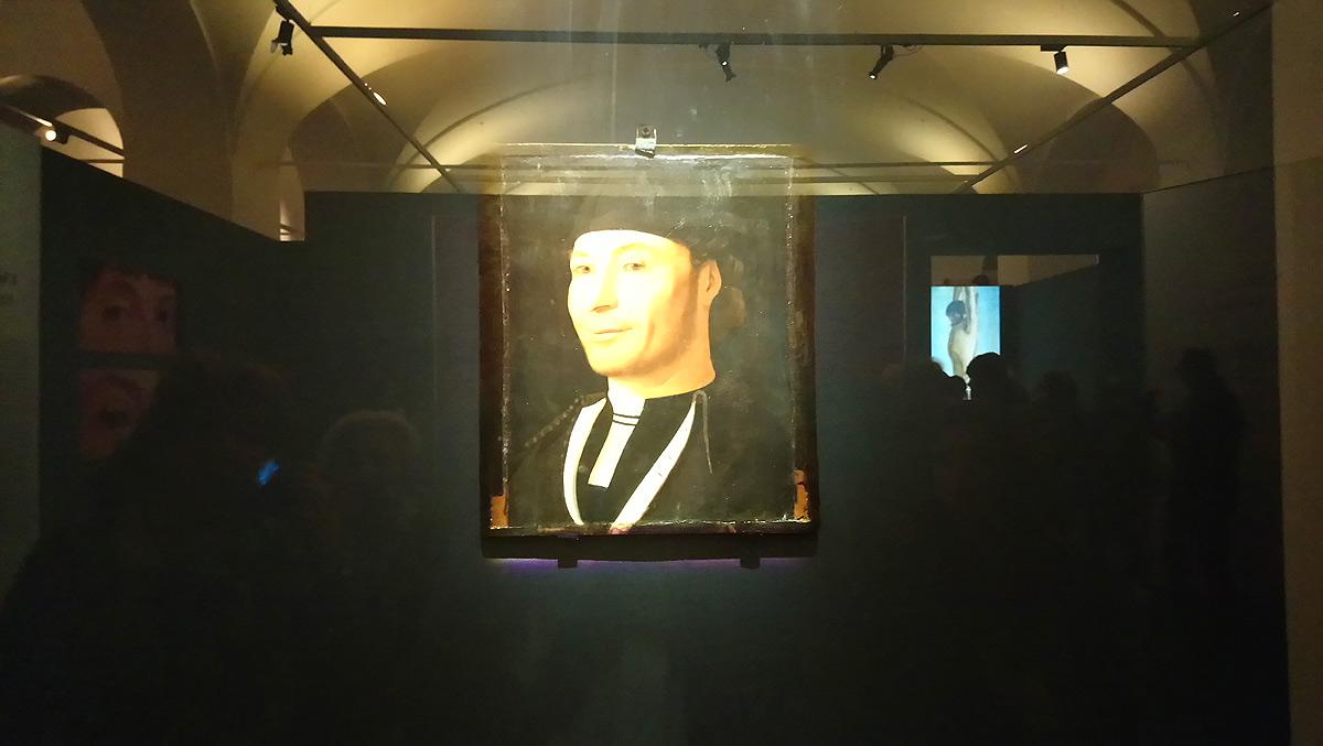 Il ritratto di Cefalù alla mostra di Palazzo Reale