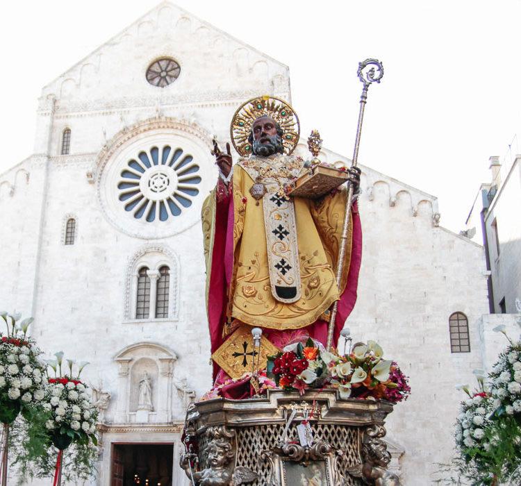 Bari, processione di San Nicola