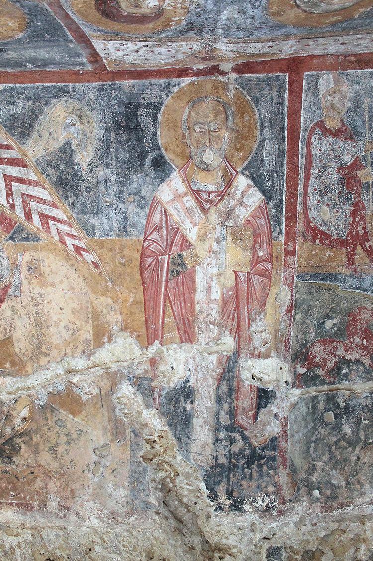 San Nicola (San Vito dei Normanni, cripta di San Biagio)