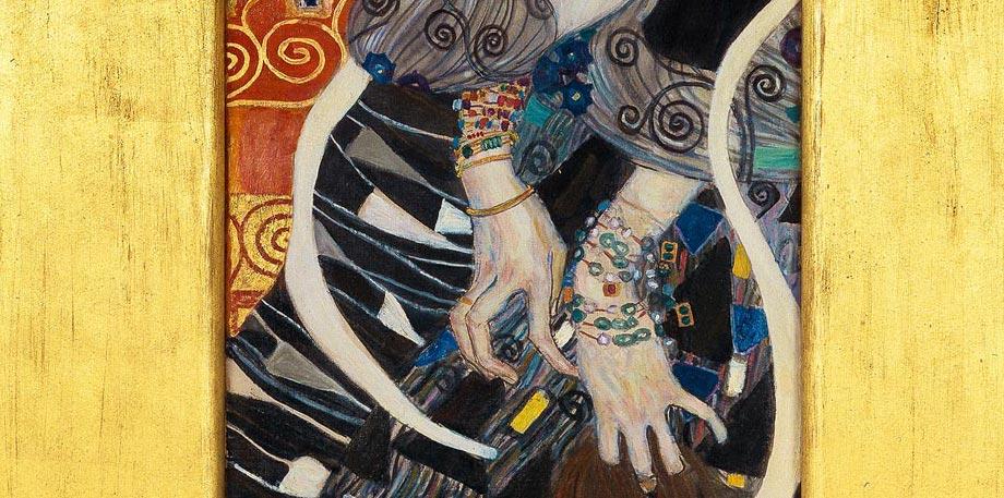 I Due Dipinti Italiani Di Gustav Klimt Le Tre Eta Della Donna