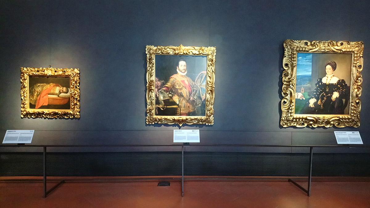 Uffizi, nuovi allestimenti delle sale del Cinquecento fiorentino e del Cinquecento veneto