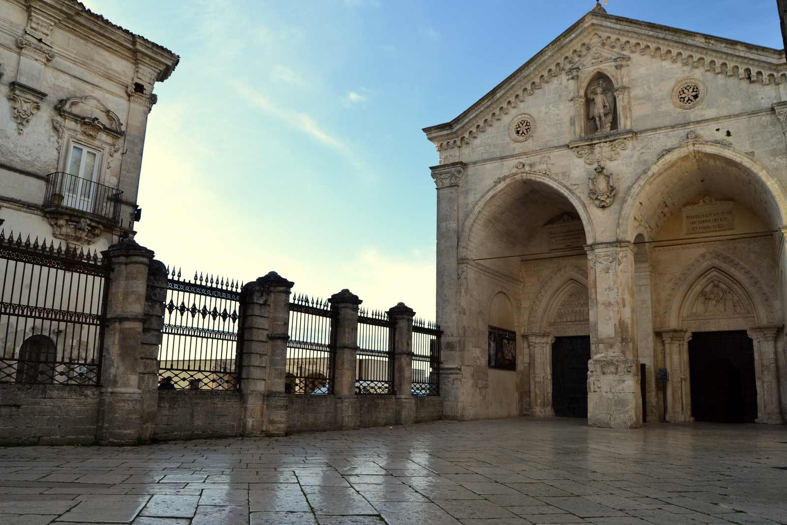 Il Santuario di San Michele a Monte Sant'Angelo. Ph. Credit Santuario San Michele