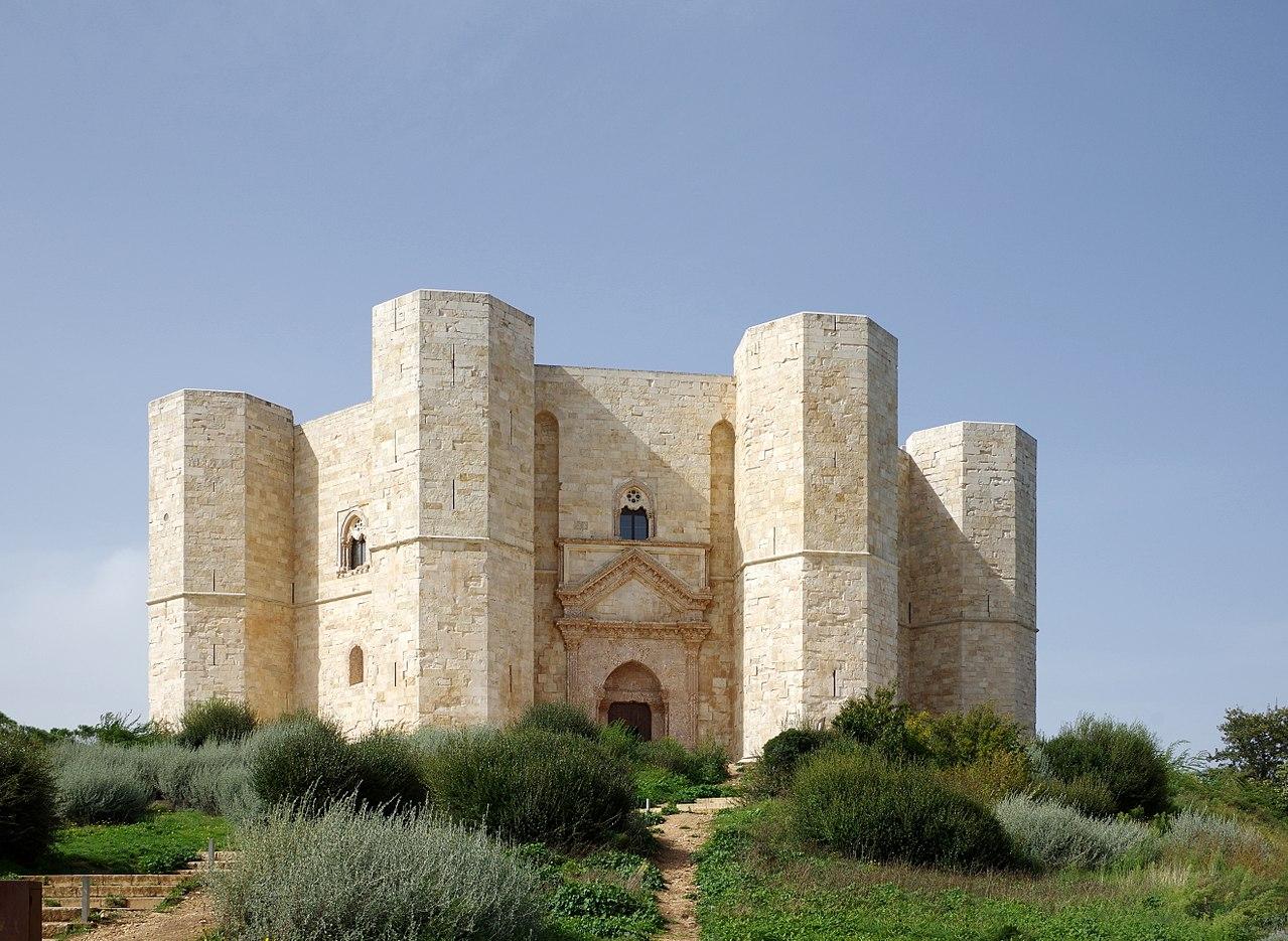 Castel del Monte. Ph. Credit Berthold Werner