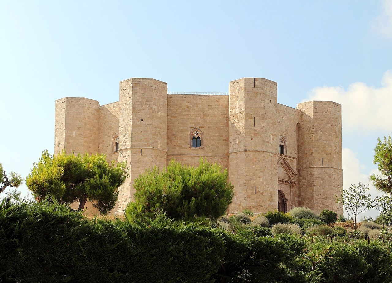 Castel del Monte. Ph. Credit Francesco Bini