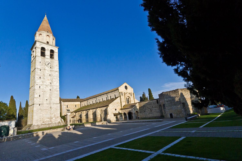 La Basilica di Aquileia. Ph. Credit Fabrice Gallina