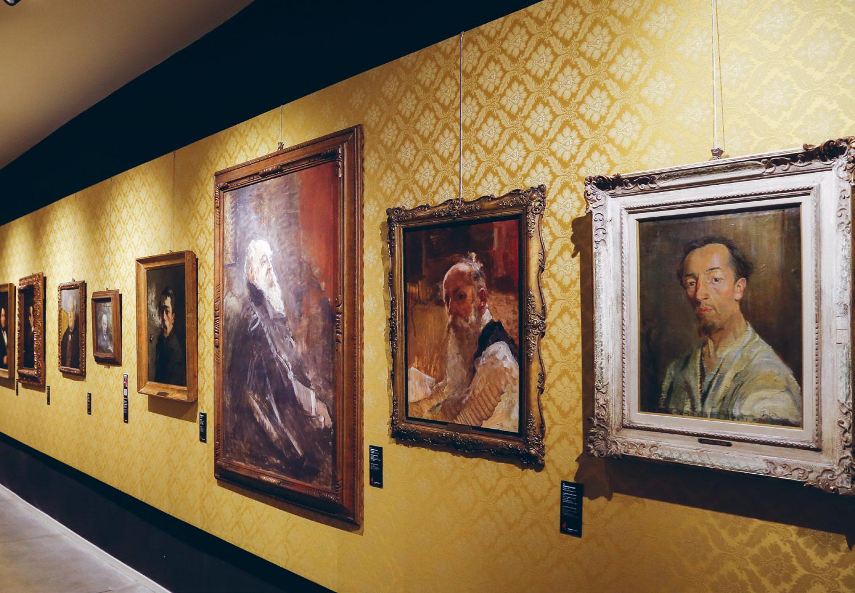 La Galleria dei Ritratti