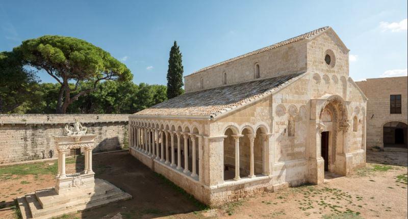 L'abbazia di Santa Maria di Cerrate