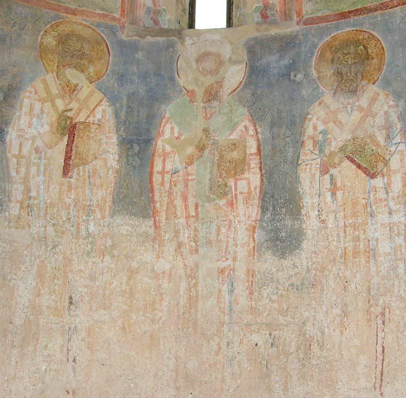 Santi vescovi (chiesa di Santa Maria di Cerrate)