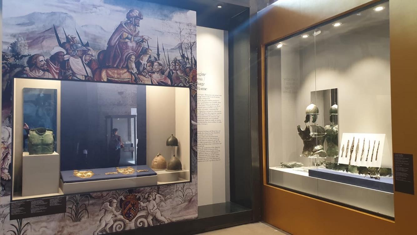 La mostra Carthago. Il mito immortale