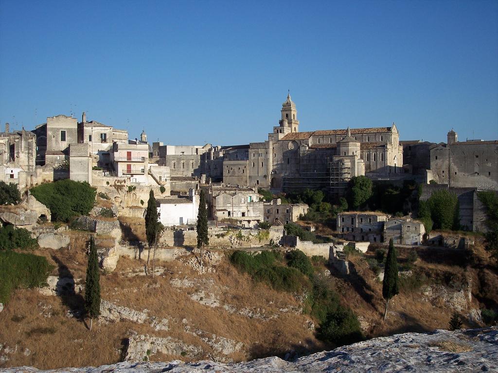 Veduta di Gravina in Puglia. Ph. Credit Luigi Scorcia